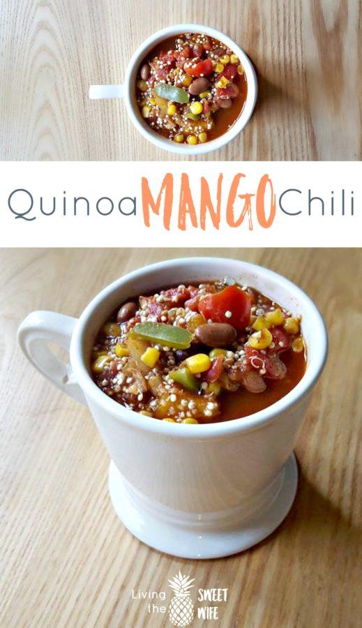 Quinoa Mango Chili