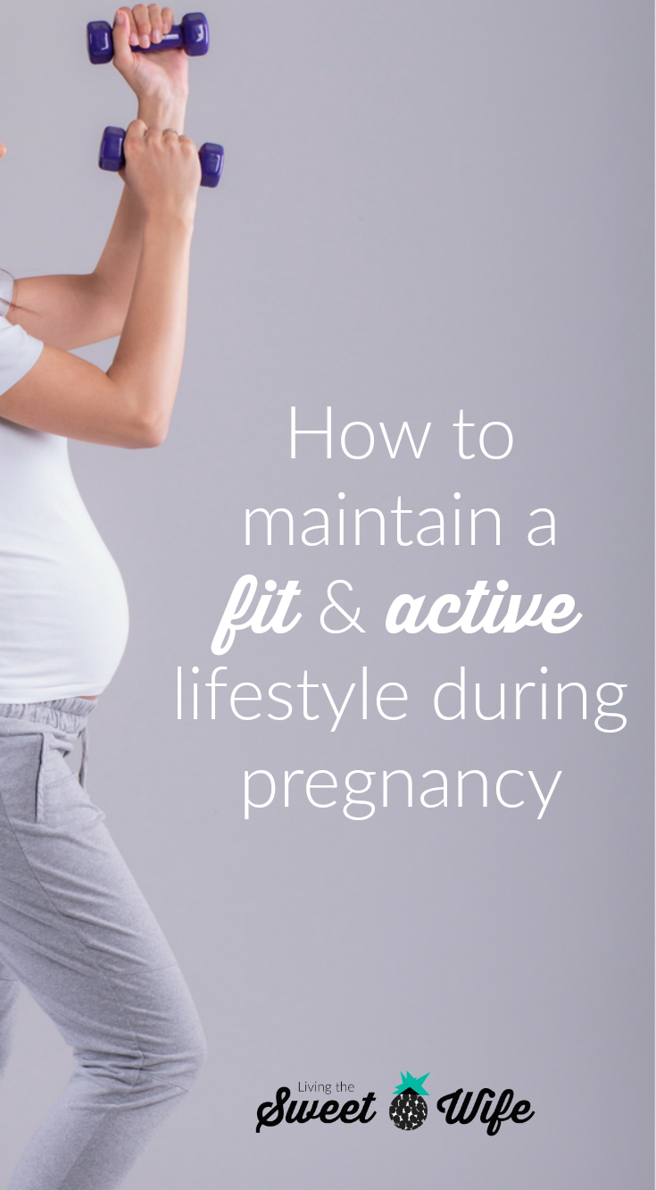 Have things in my routine changed? Uhhyes. But for the most part, I'm been completely able to maintain most of my fitness routine and have no intention of putting my feet up any time soon! I wanted to share with you a few of the tips I use to stay active while pregnant and I hope you get inspired and motivated by them too!