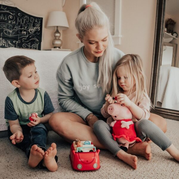 Three Ways to Keep the Kids From Going Crazy (Quarantined) at Home [With Peppa Pig]